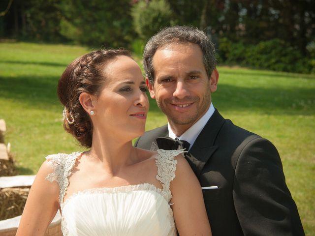 La boda de Fernando y Natalia en Argomaniz, Álava 79