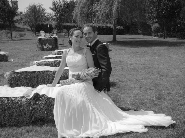 La boda de Fernando y Natalia en Argomaniz, Álava 80