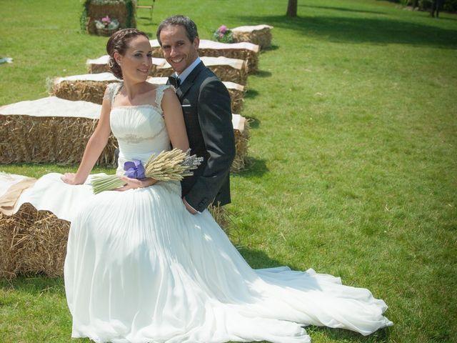 La boda de Fernando y Natalia en Argomaniz, Álava 81
