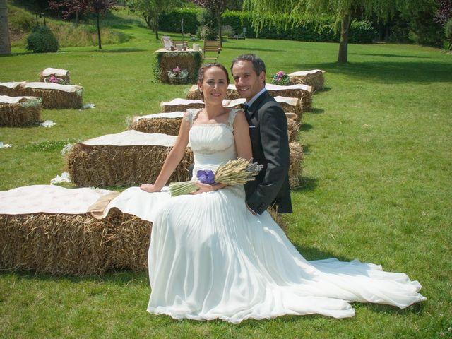 La boda de Fernando y Natalia en Argomaniz, Álava 82