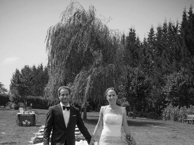 La boda de Fernando y Natalia en Argomaniz, Álava 84