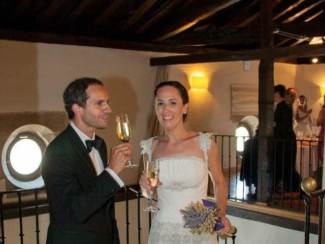 La boda de Fernando y Natalia en Argomaniz, Álava 91