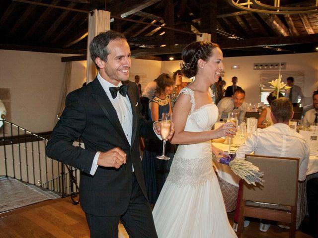 La boda de Fernando y Natalia en Argomaniz, Álava 94