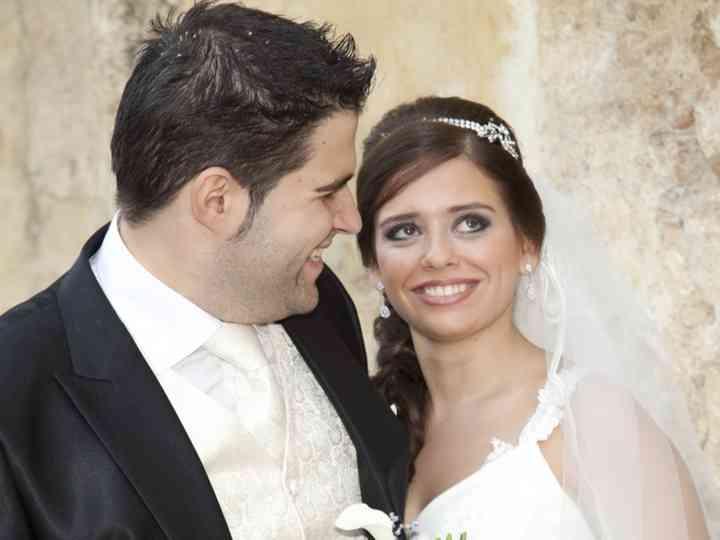 La boda de Sergio y Paky