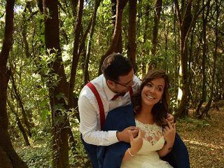 La boda de Estíbaliz  y Adrián  3