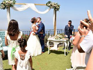 La boda de Estíbaliz  y Adrián