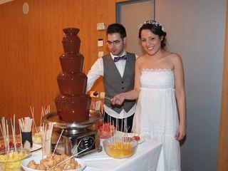 La boda de Enric  y Genma 2