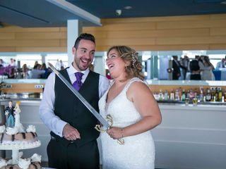 La boda de Estefania y Víctor