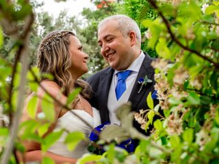 La boda de Gabi y Paco
