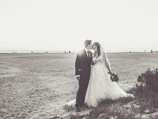 La boda de Koro y Iñigo