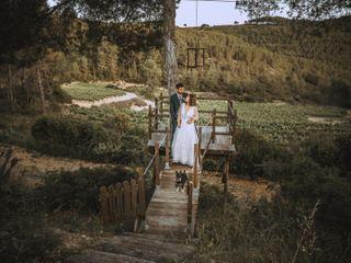 La boda de Sara y Lluís