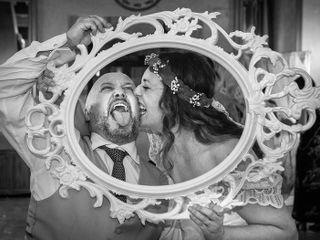 La boda de Sandra  y Ángel