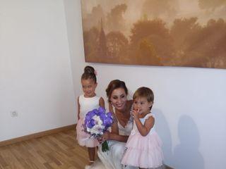 La boda de Andrea y Nacho 1