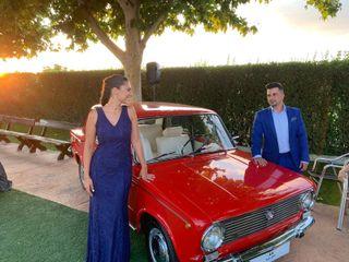 La boda de Andrea y Nacho 2