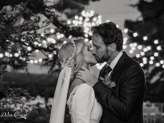 La boda de Milena y Davide