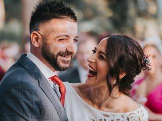 La boda de Elena y Israel 3