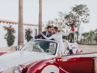 La boda de Elena y Israel