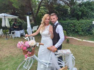 La boda de Salvador y María Rosa