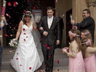 La boda de Sergio y Paky 3