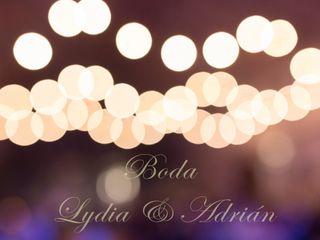 La boda de Lydia y Adrian 1