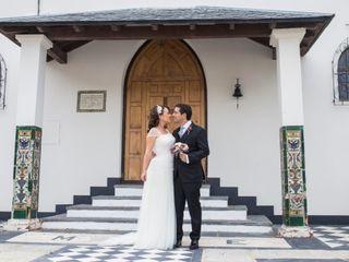 La boda de Lydia y Adrian