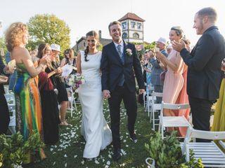 La boda de Núria y Gaëtan