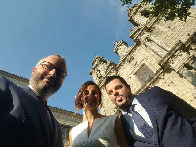 La boda de Oscar  y Marta en Pontevedra, Pontevedra 5