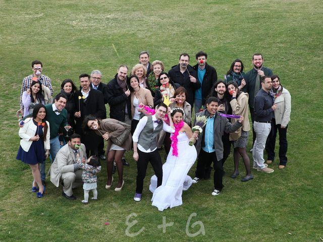 La boda de Genma y Enric  en Sant Hilari Sacalm, Girona 3