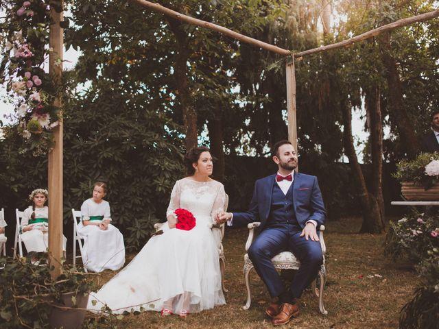 La boda de Marina y Feras