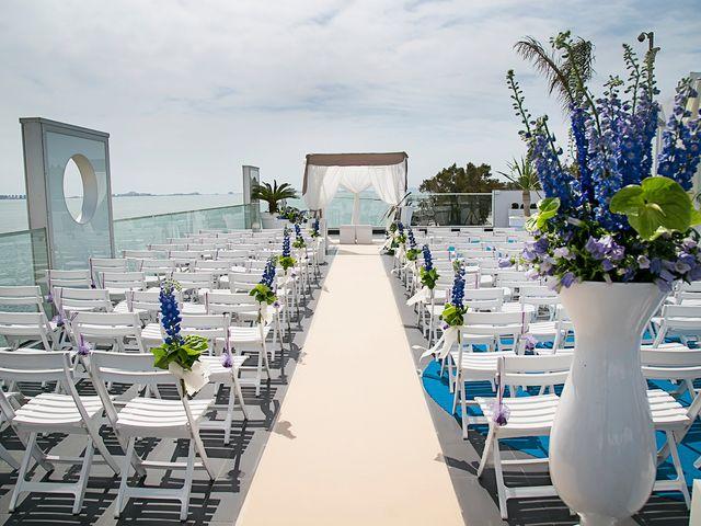 La boda de Víctor y Estefania en Santiago De La Ribera, Murcia 30