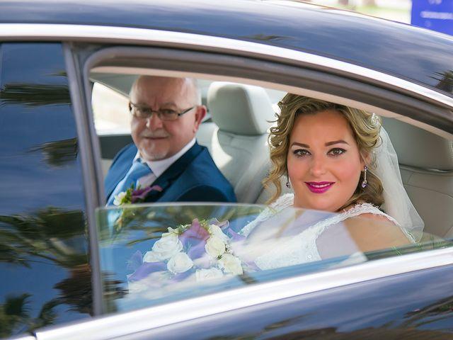La boda de Víctor y Estefania en Santiago De La Ribera, Murcia 38