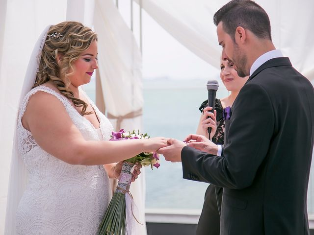 La boda de Víctor y Estefania en Santiago De La Ribera, Murcia 48
