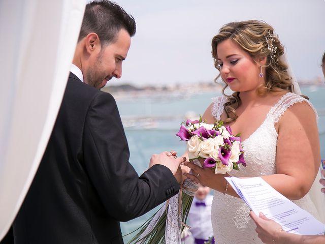 La boda de Víctor y Estefania en Santiago De La Ribera, Murcia 49