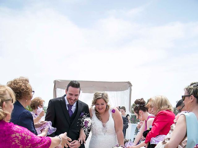 La boda de Víctor y Estefania en Santiago De La Ribera, Murcia 50