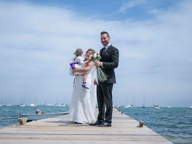 La boda de Víctor y Estefania en Santiago De La Ribera, Murcia 54