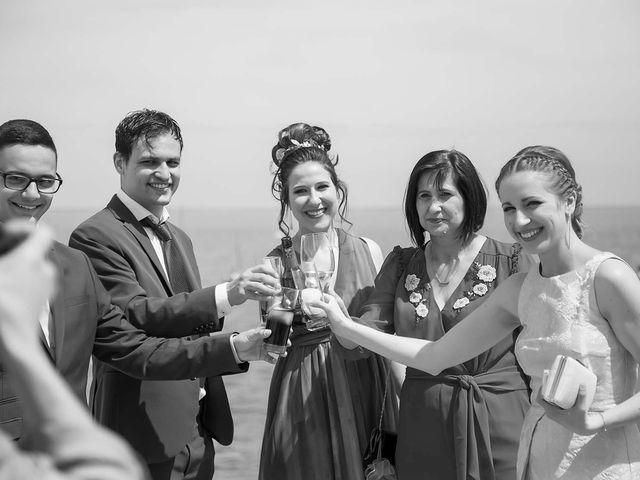 La boda de Víctor y Estefania en Santiago De La Ribera, Murcia 59