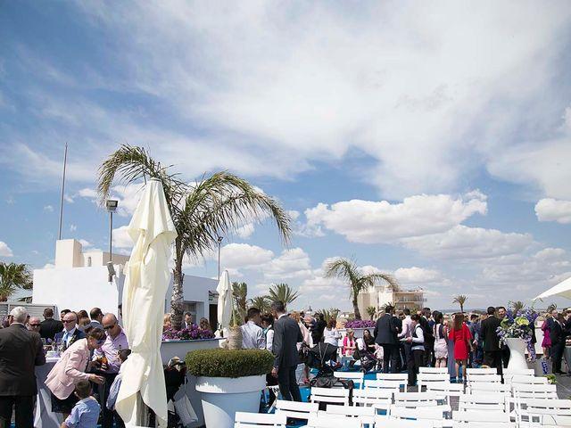 La boda de Víctor y Estefania en Santiago De La Ribera, Murcia 60