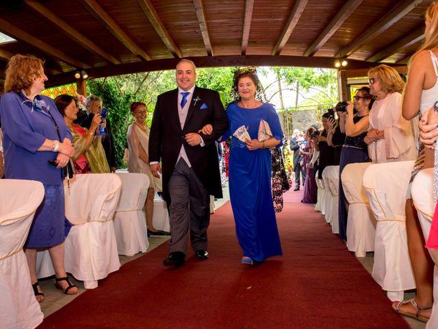 La boda de Paco y Gabi en Alcalá De Henares, Madrid 11