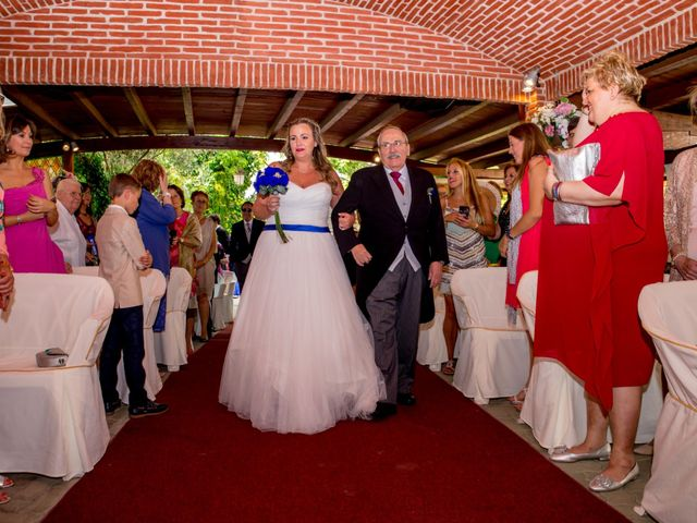 La boda de Paco y Gabi en Alcalá De Henares, Madrid 12