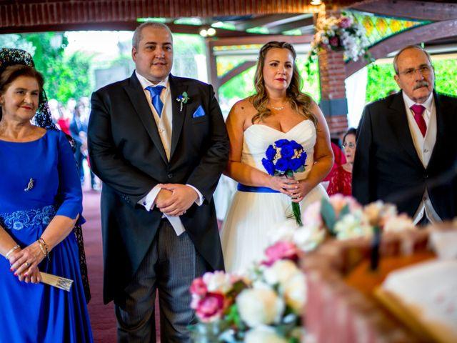 La boda de Paco y Gabi en Alcalá De Henares, Madrid 13