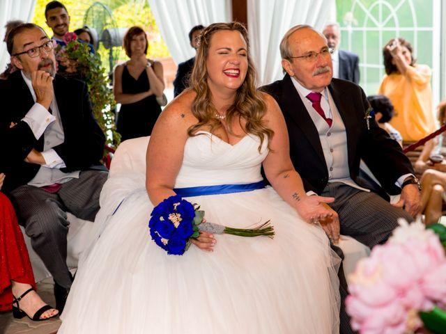 La boda de Paco y Gabi en Alcalá De Henares, Madrid 15
