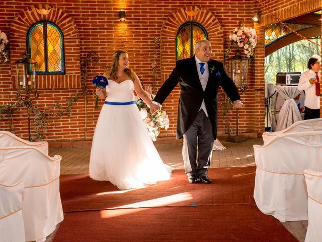La boda de Paco y Gabi en Alcalá De Henares, Madrid 18