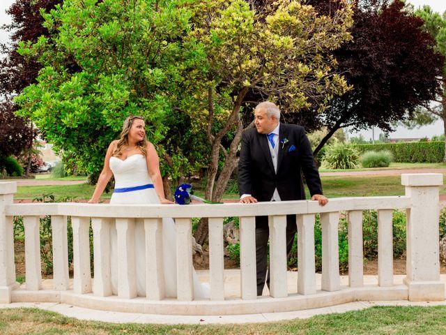 La boda de Paco y Gabi en Alcalá De Henares, Madrid 25