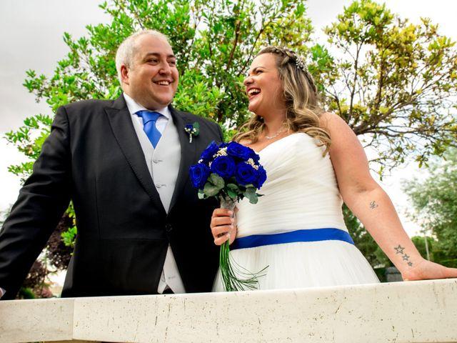 La boda de Paco y Gabi en Alcalá De Henares, Madrid 26