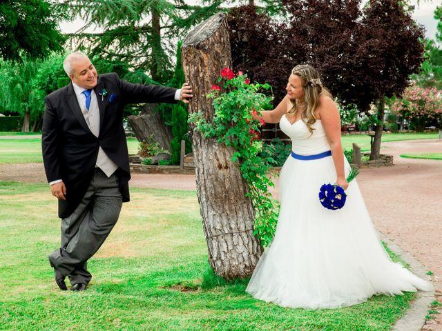 La boda de Paco y Gabi en Alcalá De Henares, Madrid 27