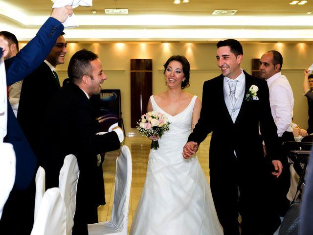 La boda de Ricardo y Marta en Alzira, Valencia 15