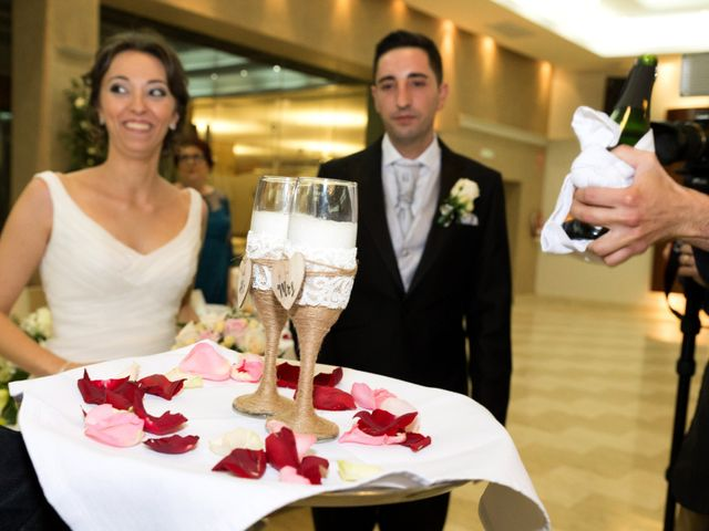 La boda de Ricardo y Marta en Alzira, Valencia 16