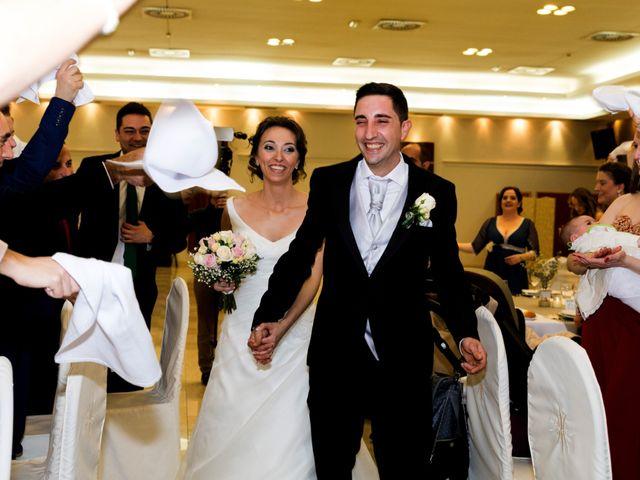 La boda de Ricardo y Marta en Alzira, Valencia 17