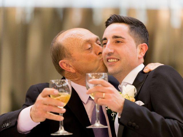 La boda de Ricardo y Marta en Alzira, Valencia 28