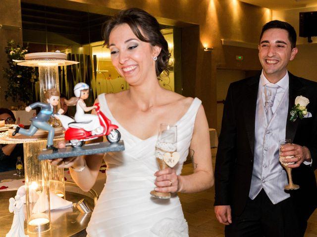 La boda de Ricardo y Marta en Alzira, Valencia 35